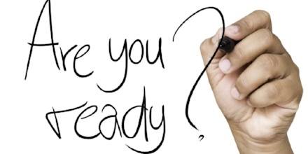 Are you ready hand writing with a black marker