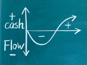 Cash flow acceleration